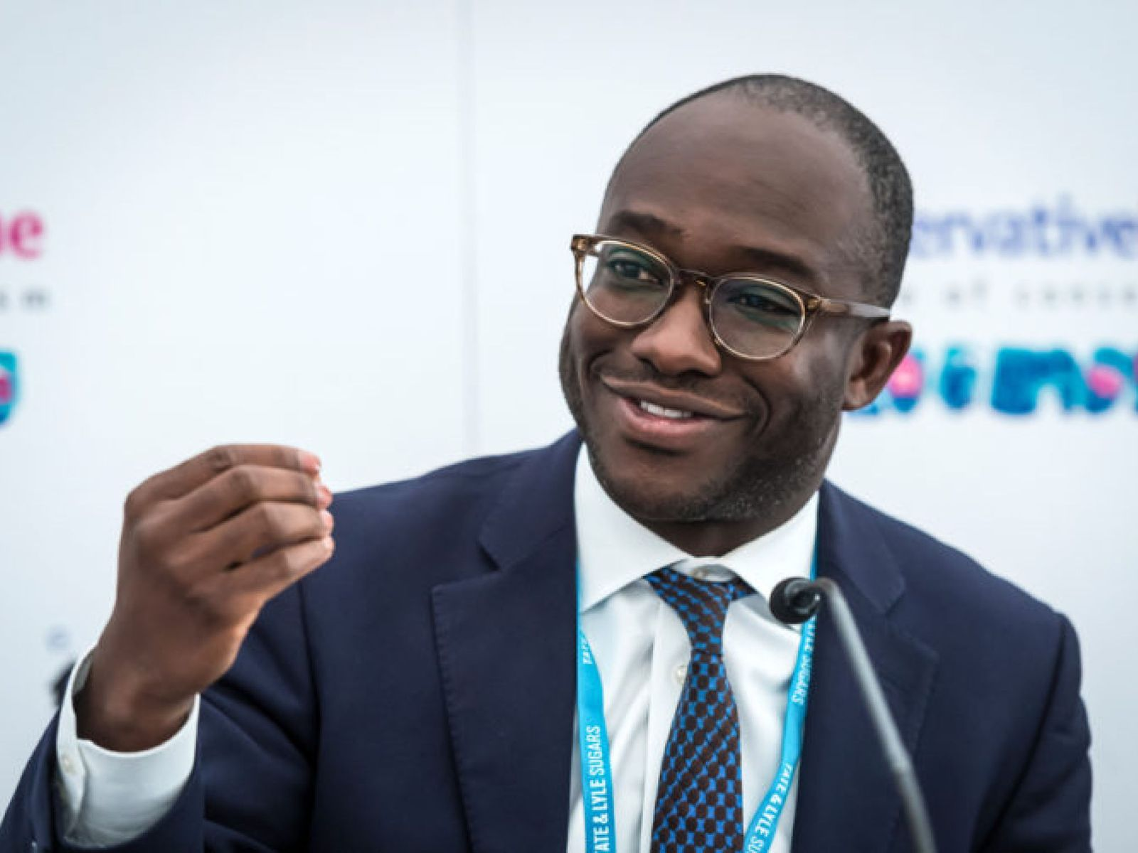 Universities Minister Sam Gyimah