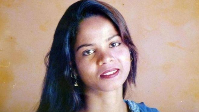 Asia Bibi blasphemy case