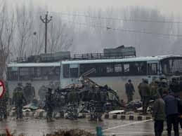 pulwama attack news