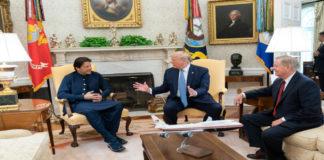 imran khan and donald trump meeting
