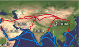 THE NEW SILK ROUTE china and pakistan
