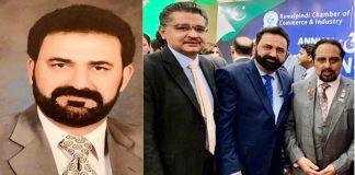 Sardar Tanveer Sarwar New INSPAD Ambassador of Peace